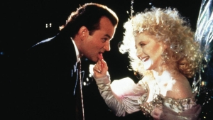 Scrooged ghost