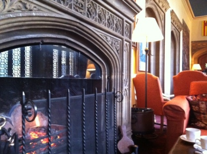 dillington fireplace