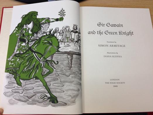 sir gawain folio