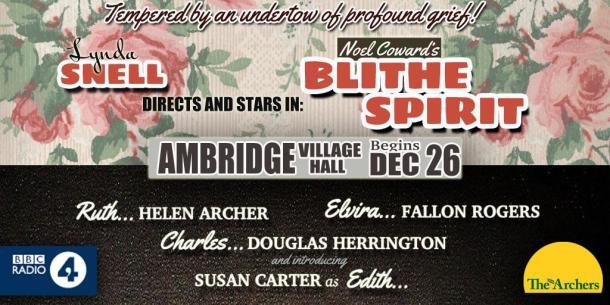 The Archers Blithe Spirit